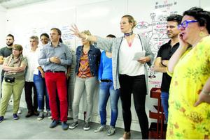 Un Geiq (Groupement d'Employeurs pour l'Insertion et la Qualification) est un collectif d'entreprises