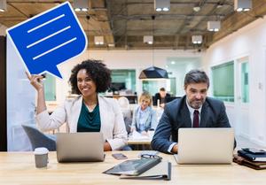 Distinguer un travailleur en entreprise